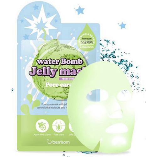 Water Bomb Jelly Mask - Pore Care-1
