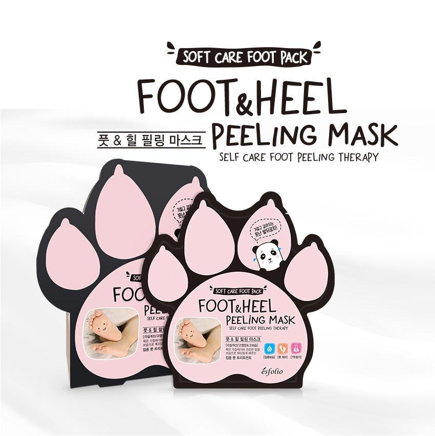 Foot & Heel Peeling Mask-3