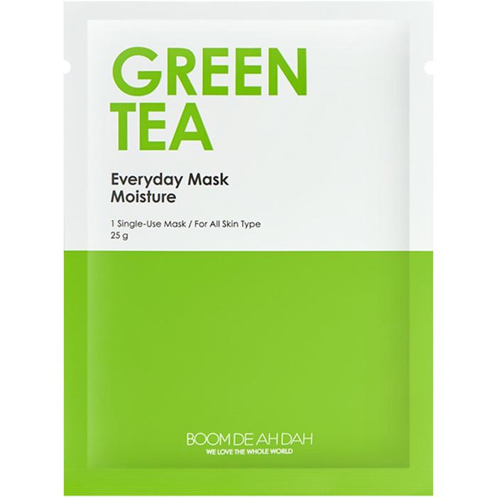 Green Tea Everyday Mask Moisture-1