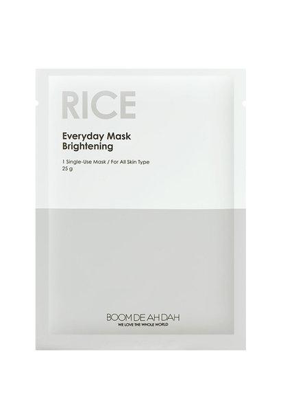 Rice Everyday Mask Brightening