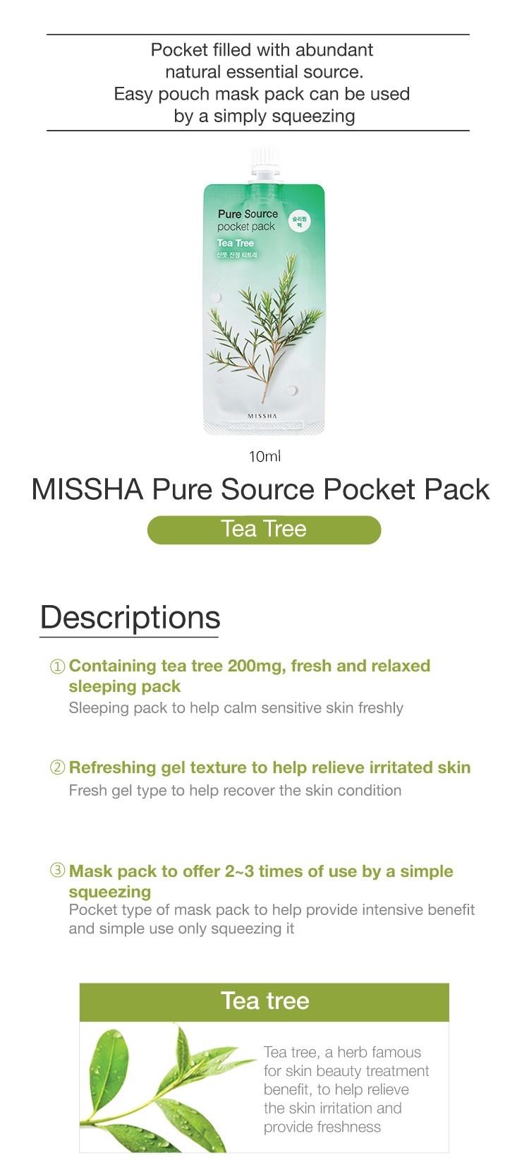 Pure Source Pocket Pack (Tea Tree)-3