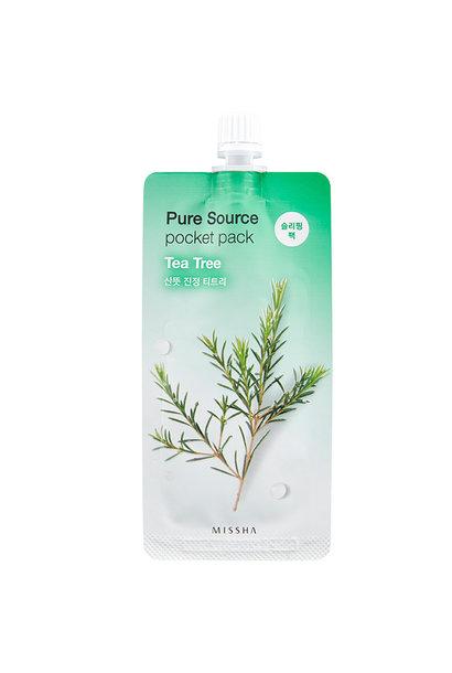 Pure Source Pocket Pack (Tea Tree)