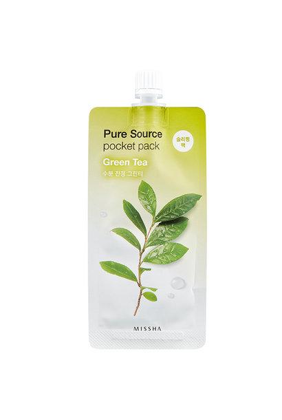 Pure Source Pocket Pack (Grüntee)