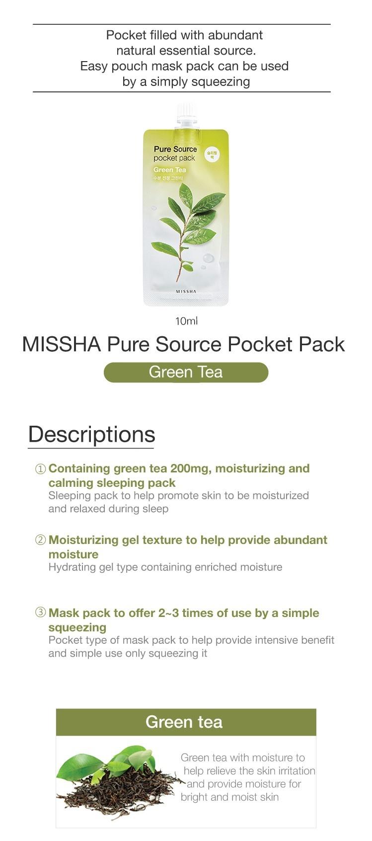 Pure Source Pocket Pack (Grüntee)-3