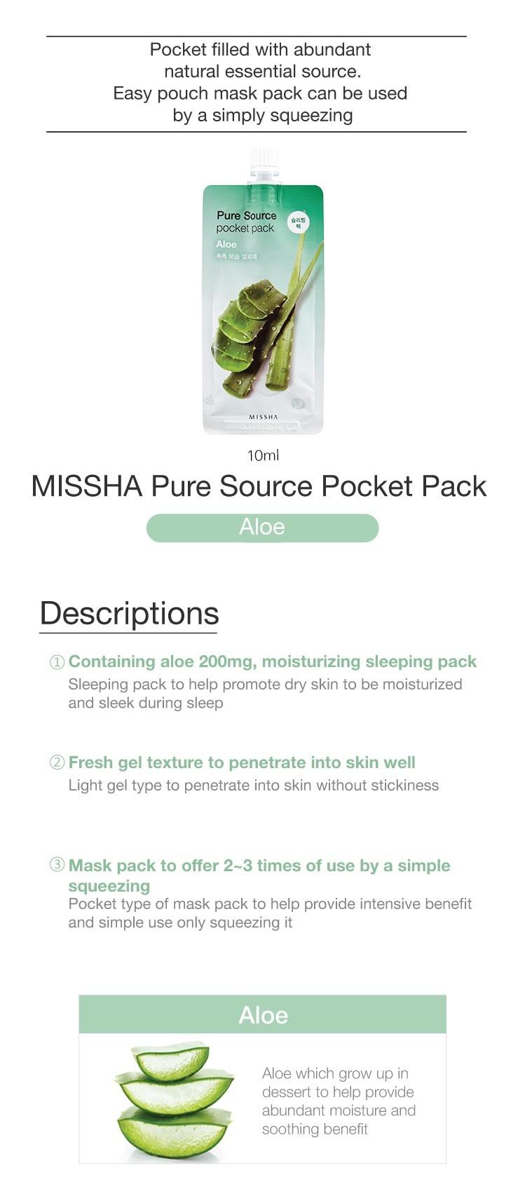 Pure Source Pocket Pack (Aloe)-3