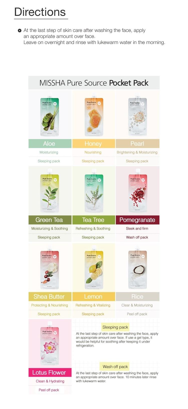 Pure Source Pocket Pack (Lemon)-5
