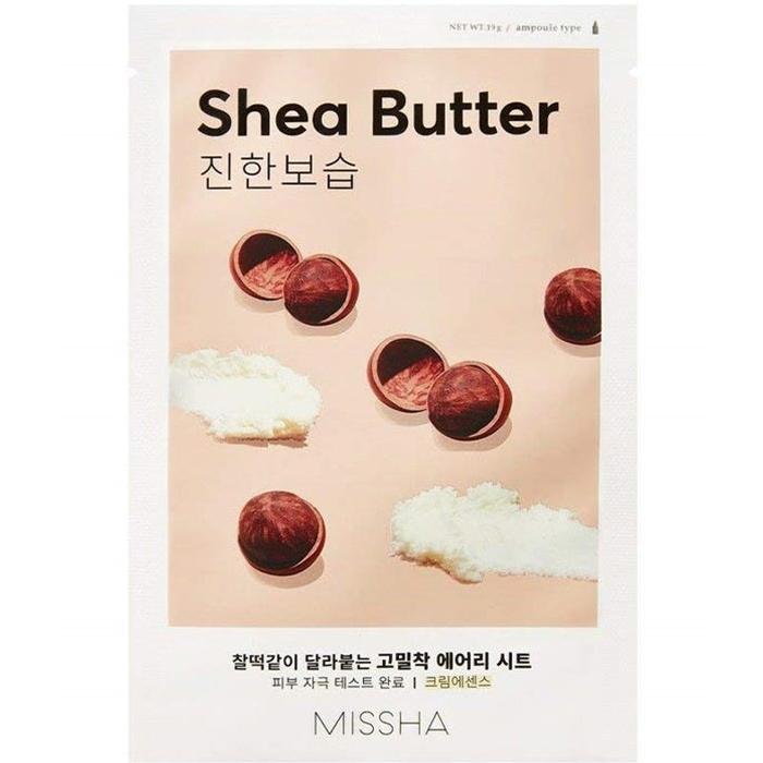 Airy Fit Sheet Mask Shea Butter-1