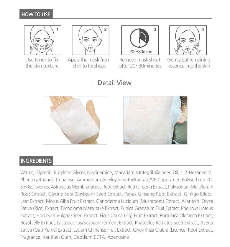 Wonder Isoflavone Mask-4