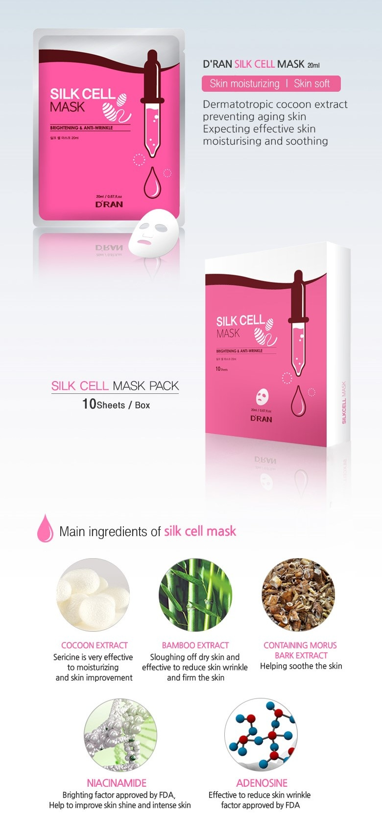 Silk Cell Mask-3