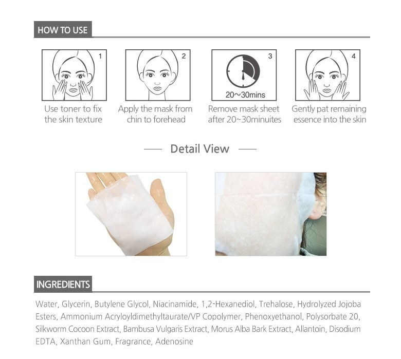 Silk Cell Mask-4