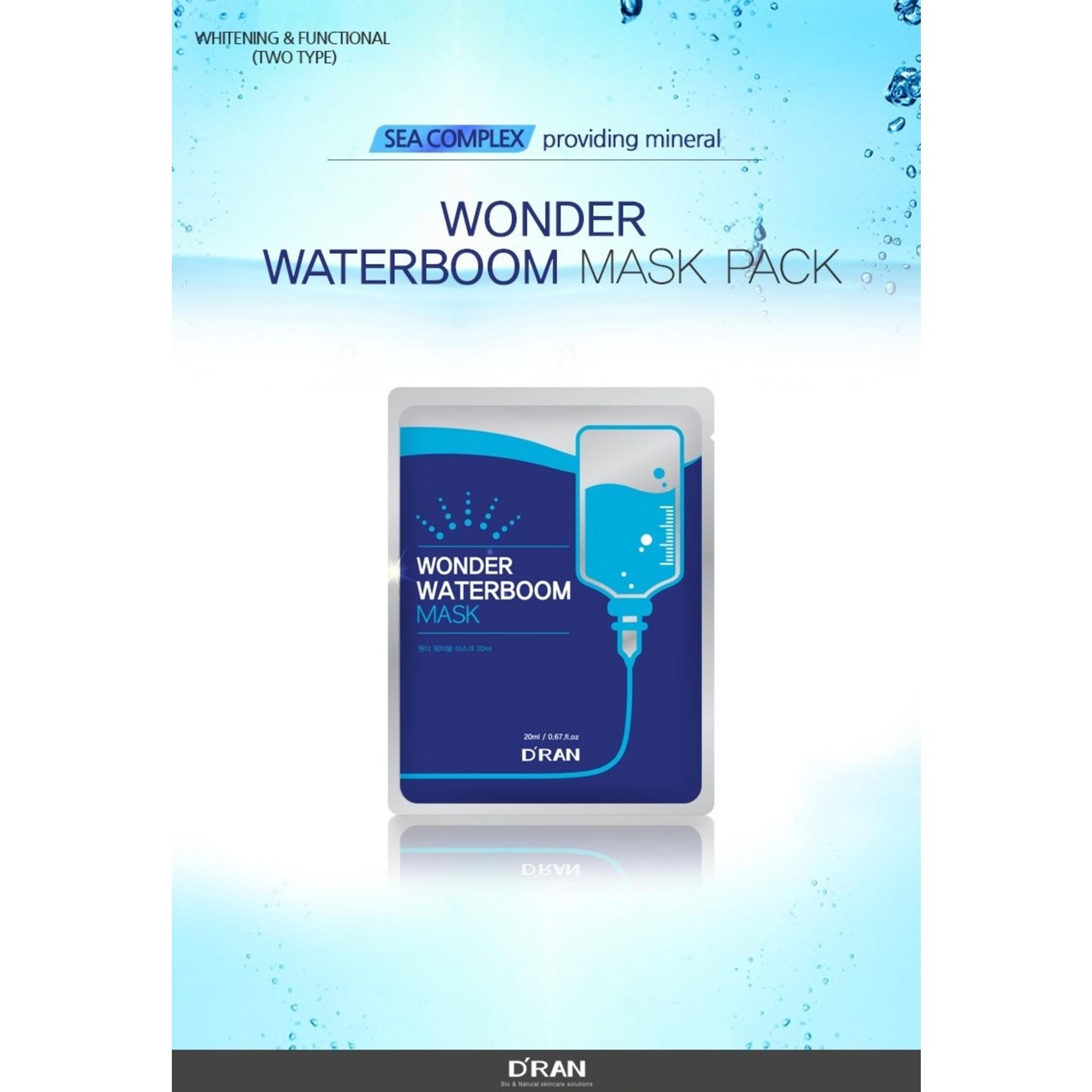 D'RAN Wonder Waterboom Mask