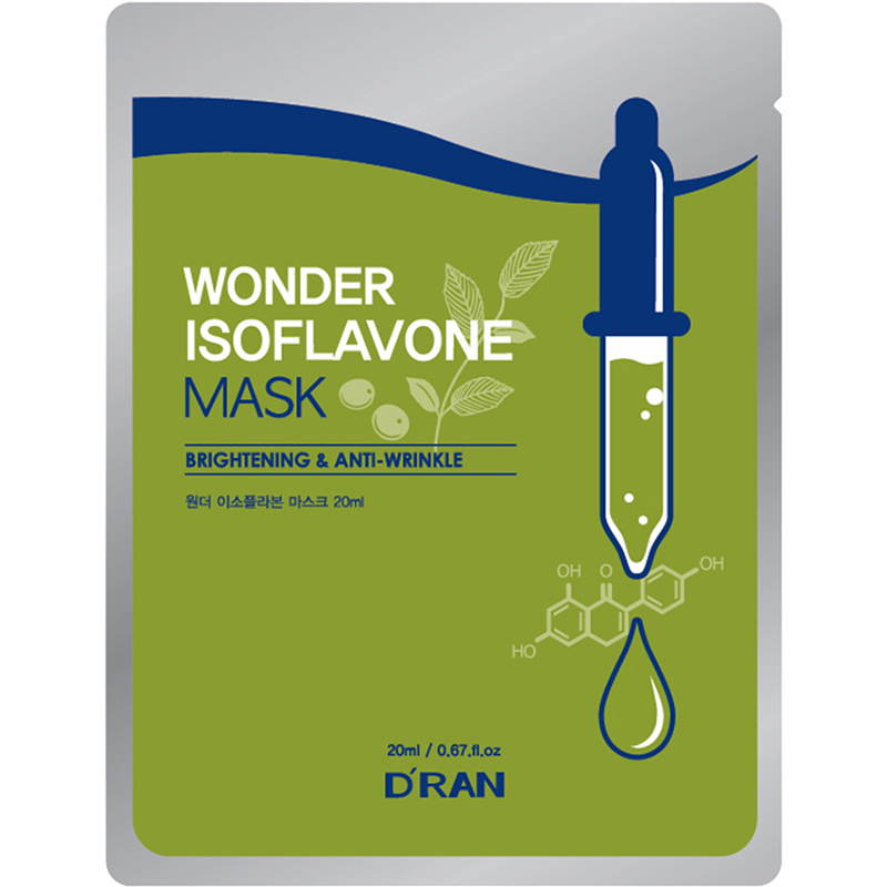 Wonder Isoflavone Mask-1