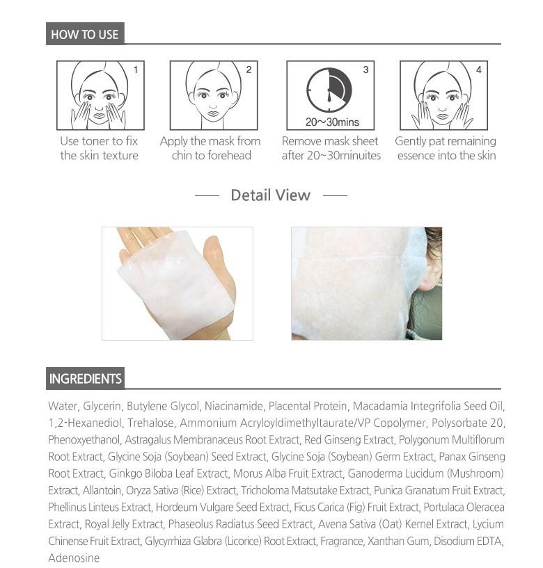 Wonder Placenta Mask-4