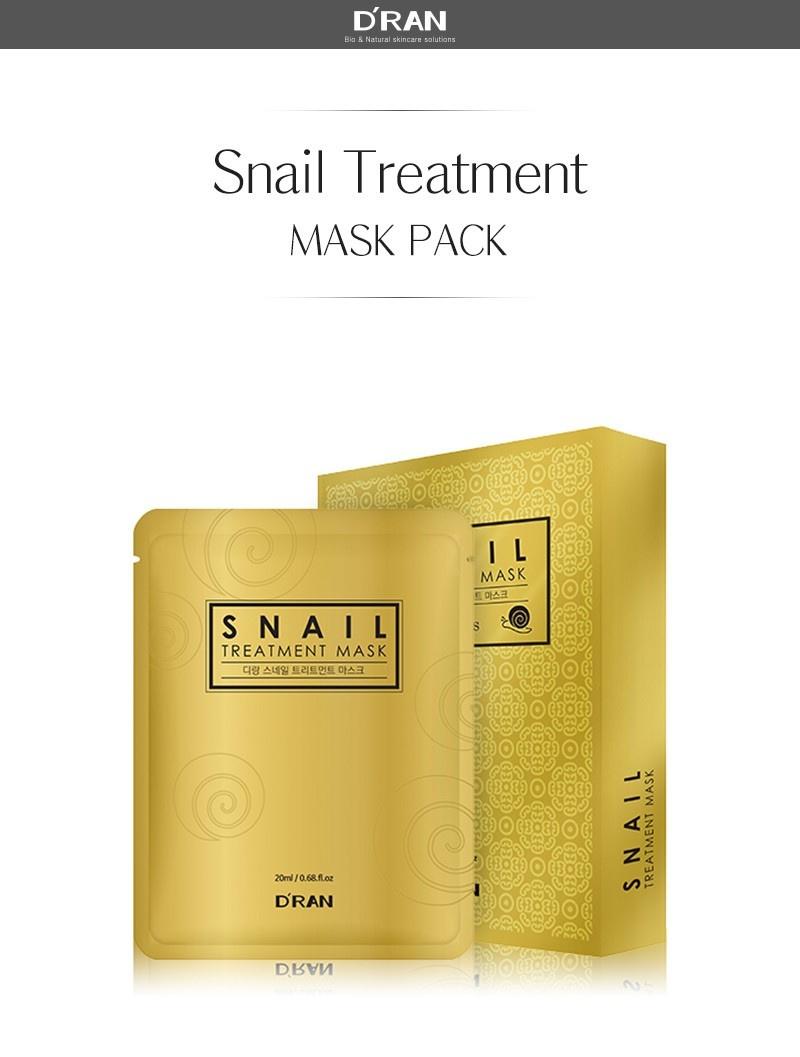 Snail Treatment Mask-3
