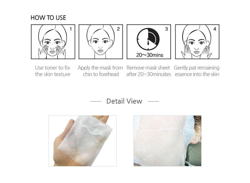 D'RAN Essential Sheet Mask Trial Mix (11 pcs)-2