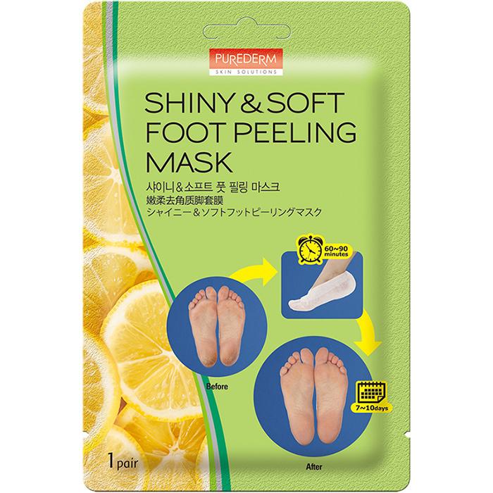 Shiny & Soft Foot Peeling Mask-1