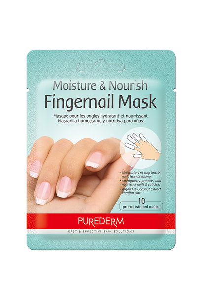 Moisture & Nourish Fingernail Mask