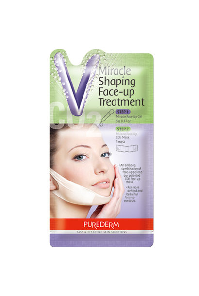 Miracle Shaping Face-Up Treatment