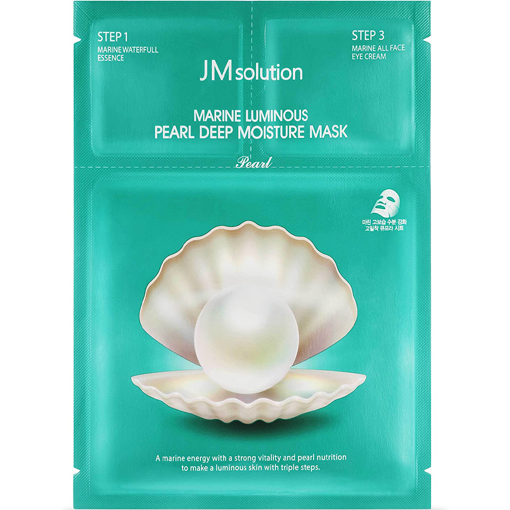 Marine Luminous Pearl Deep Moisture Mask-1