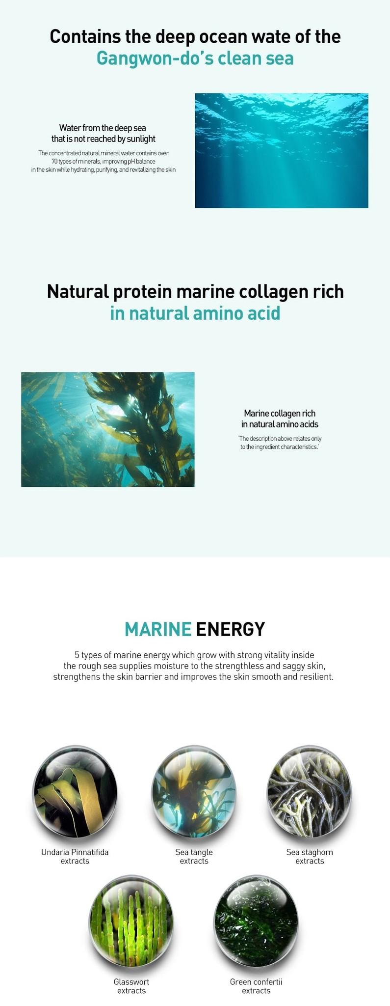 Marine Luminous Pearl Deep Moisture Mask-5