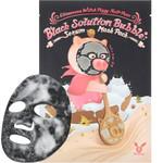 Elizavecca Witch Piggy Black Solution Bubble Mask
