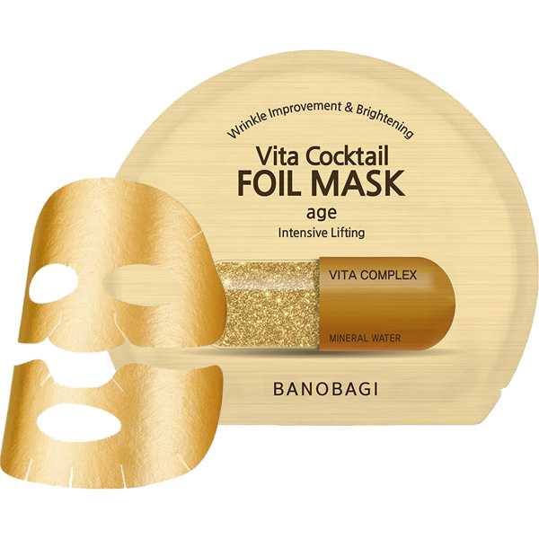 Vita Cocktail Foil Mask Age-1