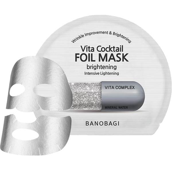 Vita Cocktail Foil Mask Brightening-1