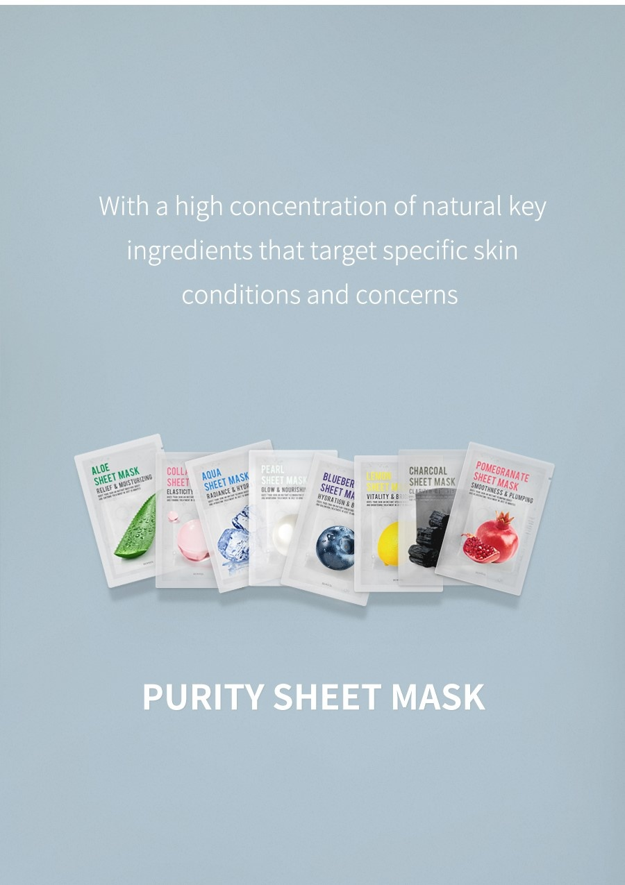 Purity Tuchmaske Mix Pack (8 Stk)-6