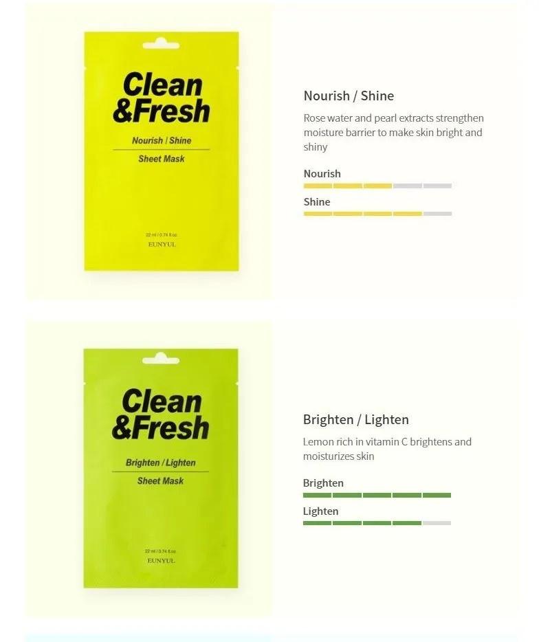 Clean & Fresh Tuchmaske Mix Pack (10 Stk)-5
