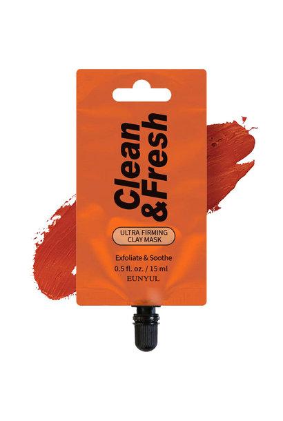 Clean & Fresh Clay Mask - Ultra Firming