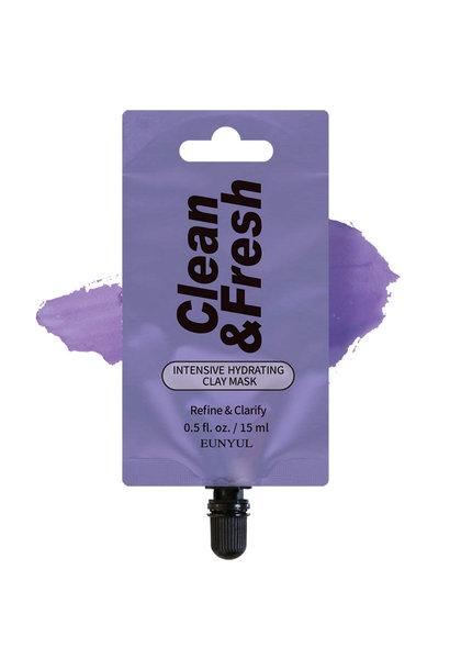 Clean & Fresh Clay Mask - Intense Hydrating