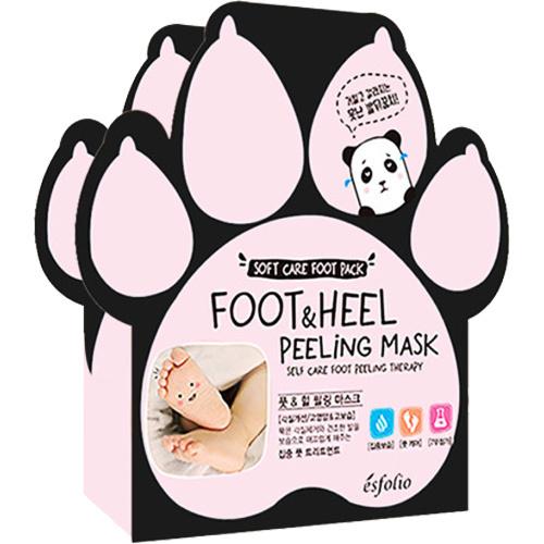 Foot & Heel Peeling Mask-2