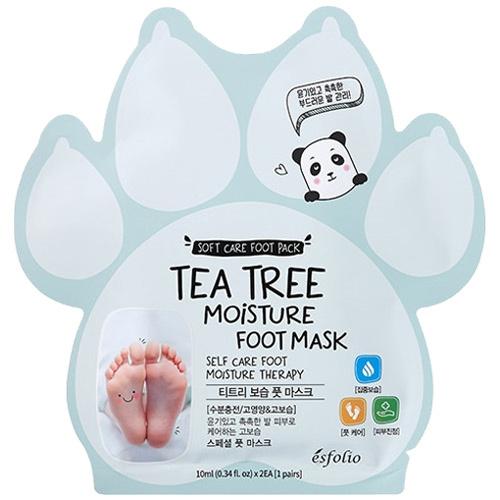 Tea Tree Moisture Foot Mask-1