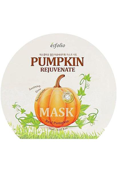 Pumpkin Rejuvenate Sheet Mask
