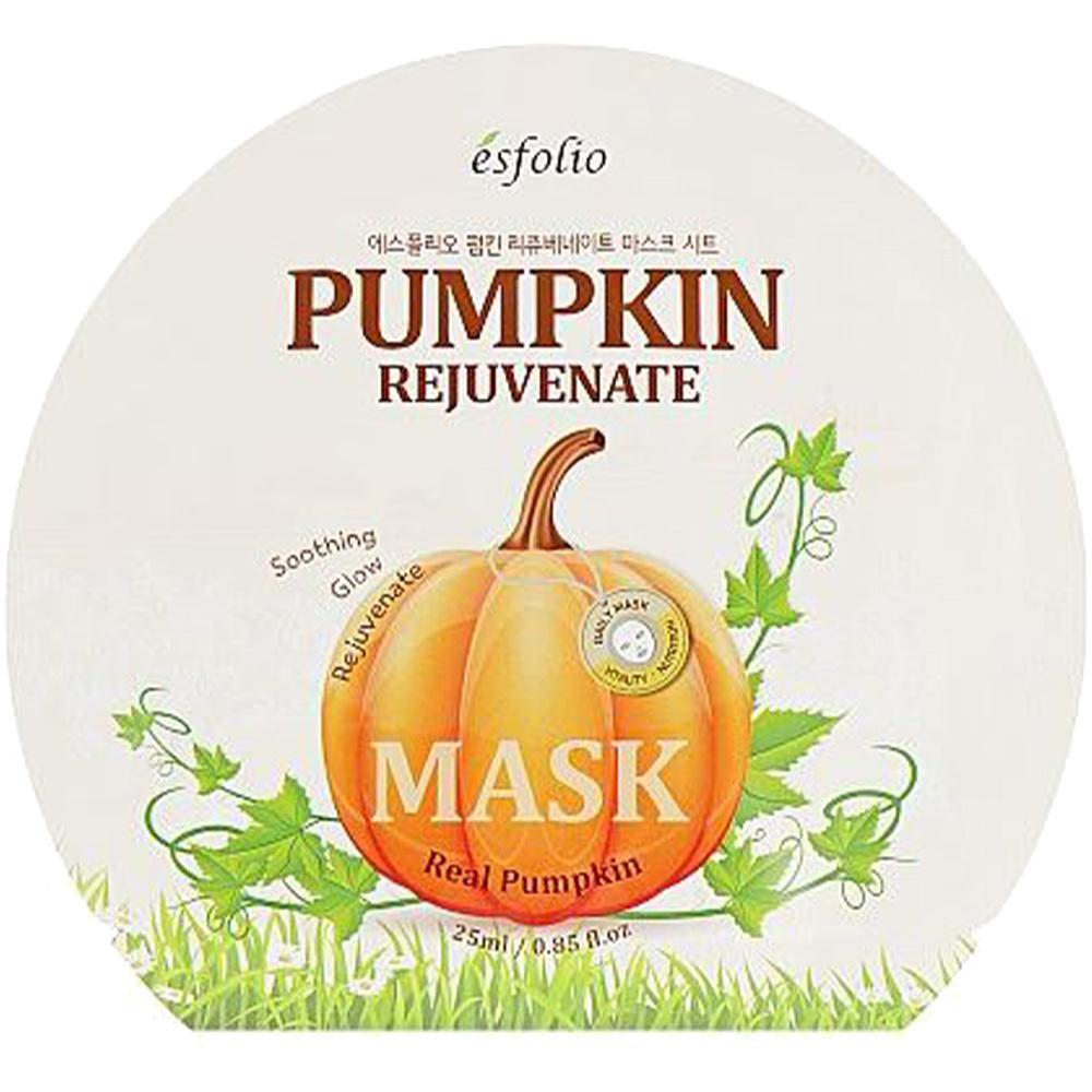Pumpkin Rejuvenate Sheet Mask-1