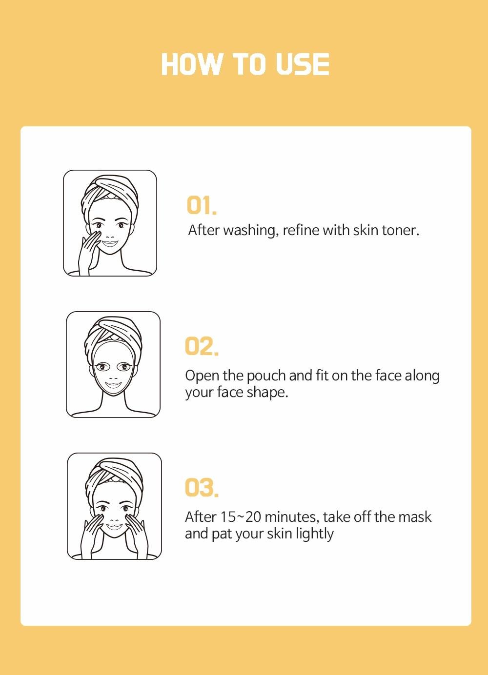 Pumpkin Rejuvenate Sheet Mask-6