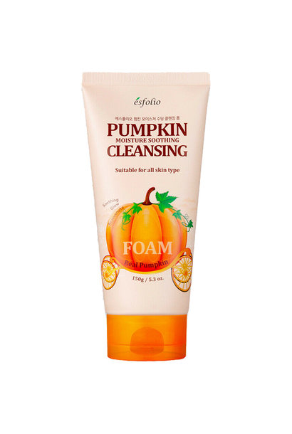 Pumpkin Cleansing Foam