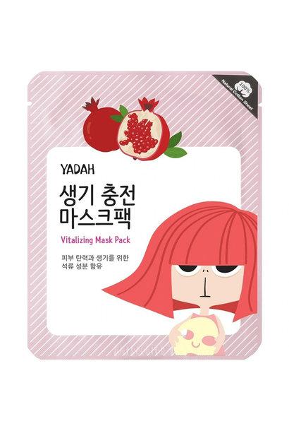 Vitalizing Mask Pack