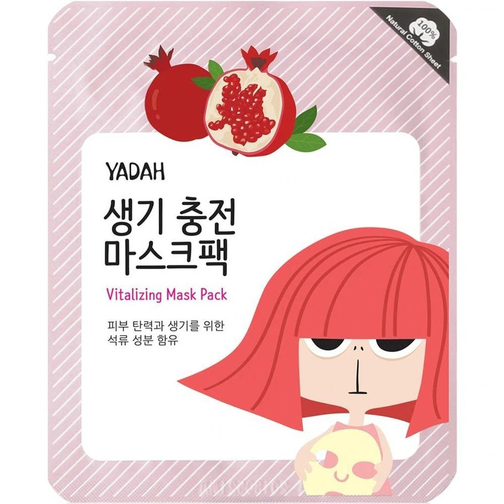 Vitalizing Mask Pack-1