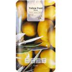 esfolio Yellow Food Olive Mask