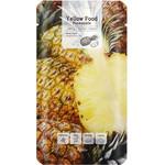 esfolio Yellow Food Pineapple Mask
