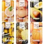 esfolio Yellow Food Mask Pack (6 pcs)