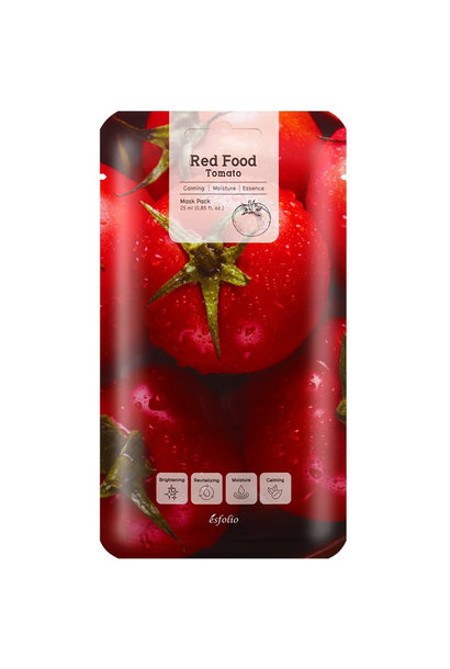 Red  Food  Tomato  Mask