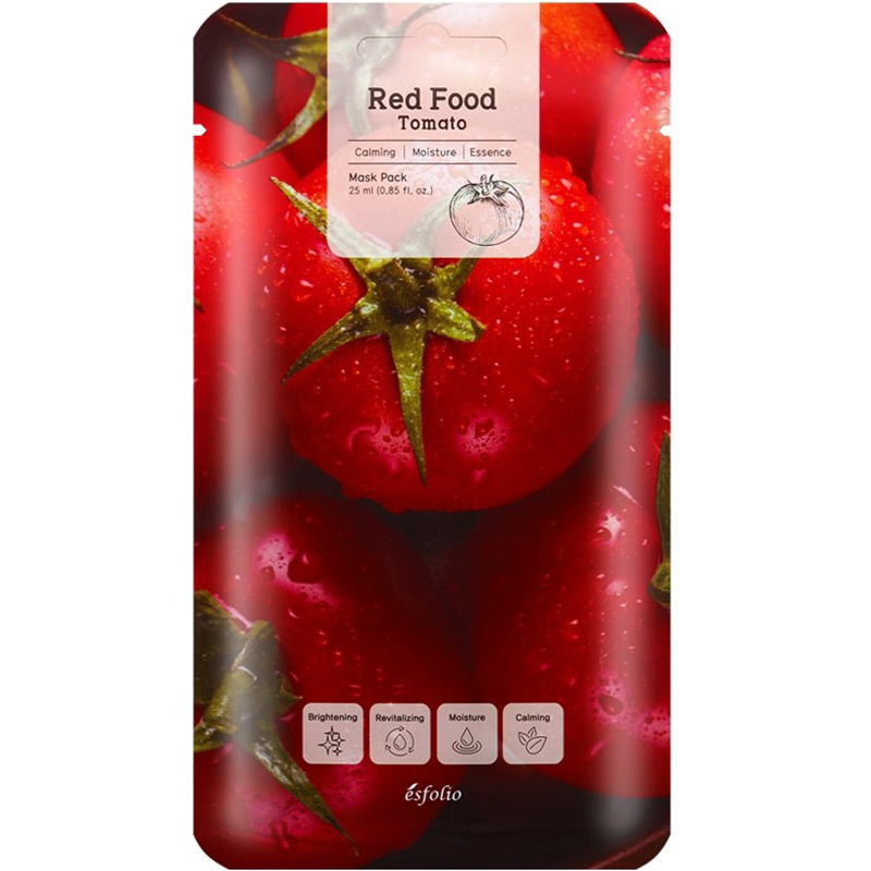 Red  Food  Tomato  Mask-1