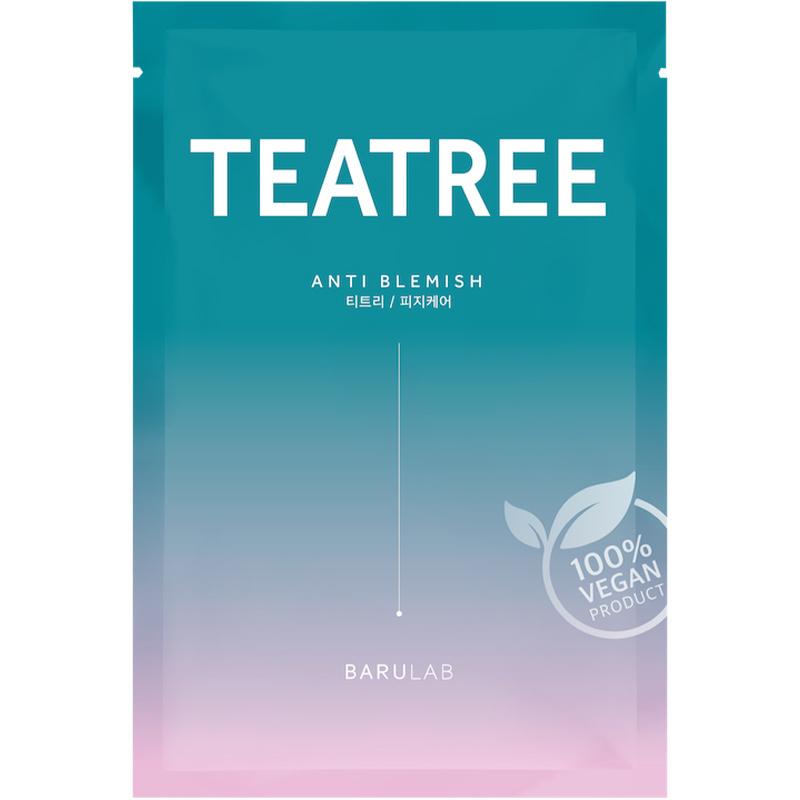 The Clean Vegan Mask - Tea Tree-1