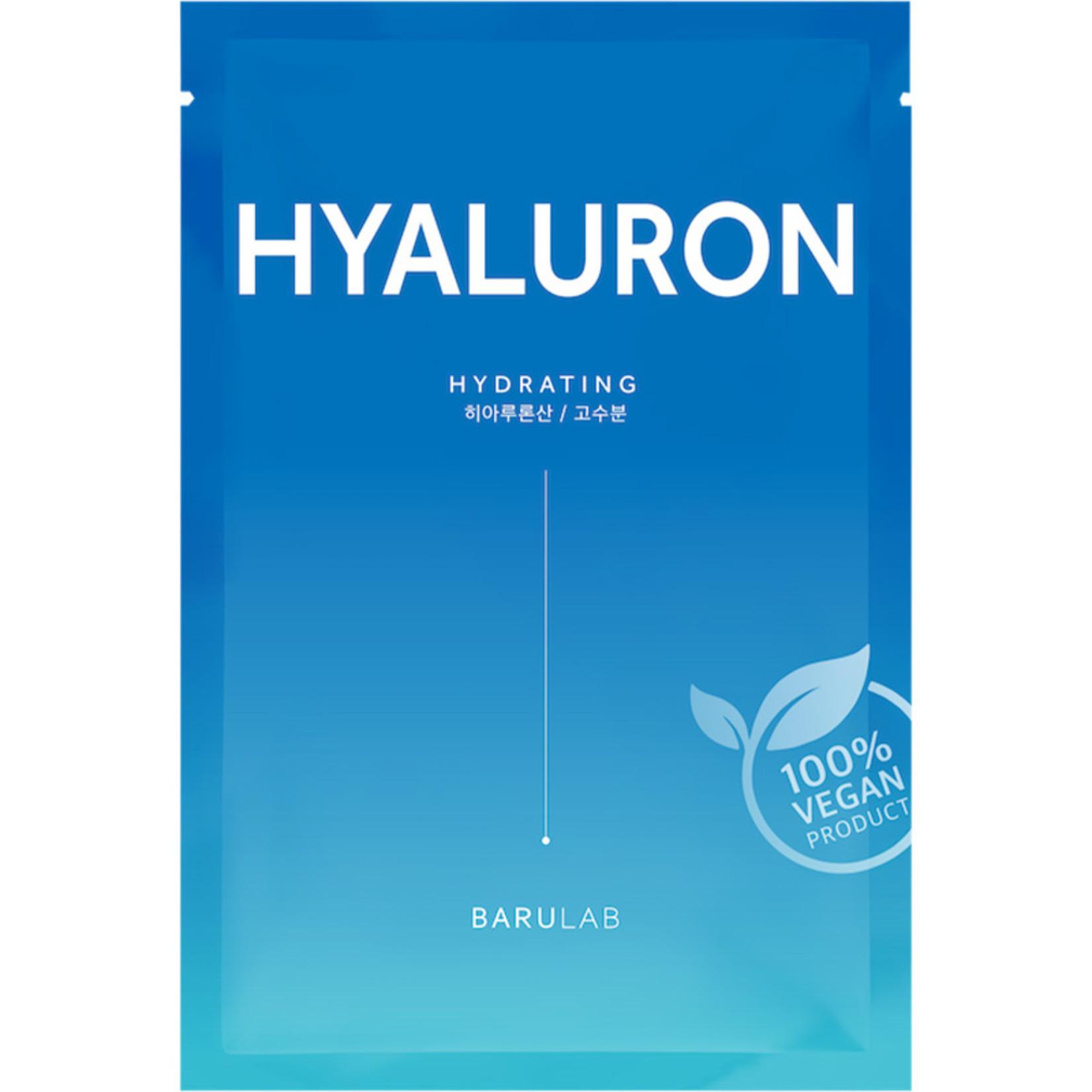 BARULAB The Clean Vegan Mask - Hyaluron