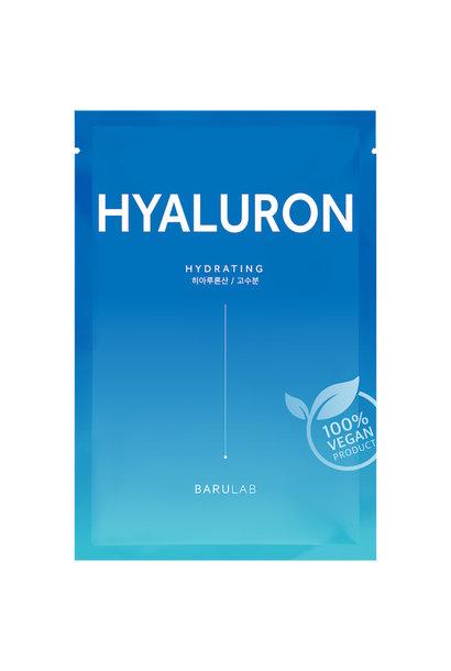 The Clean Vegan Mask - Hyaluron