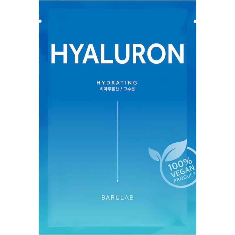 The Clean Vegan Mask - Hyaluron-1