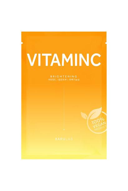 The Clean Vegan Mask - Vitamin C