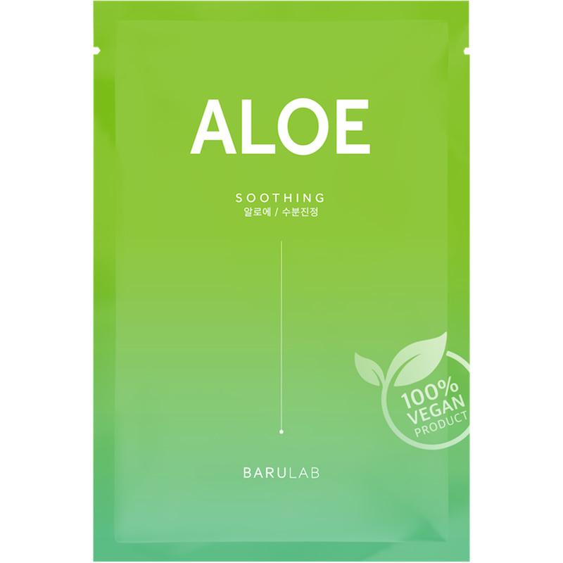The Clean Vegan Mask - Aloe-1
